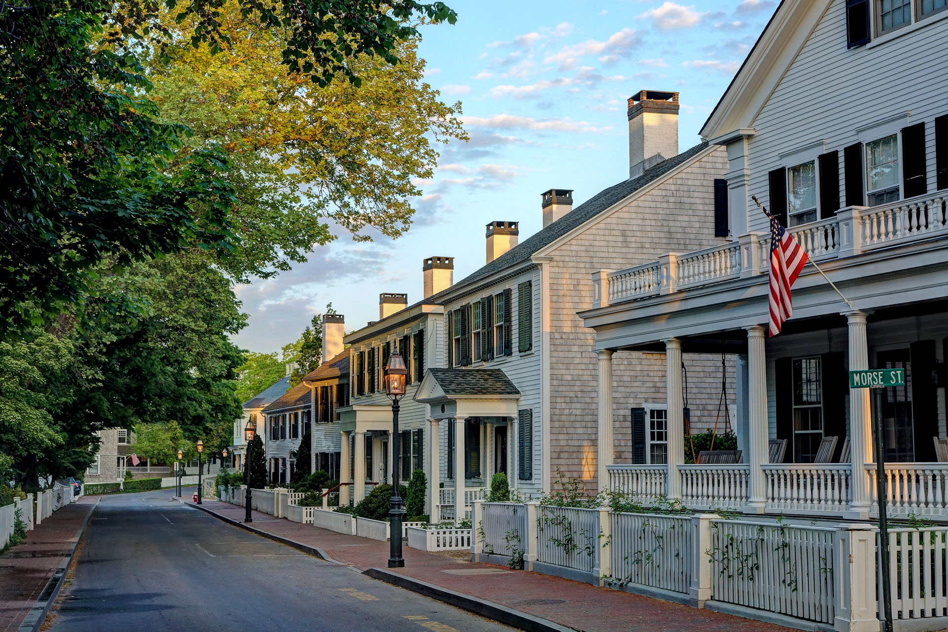 19th Century Home In Downtown Edgartown Hits The Market
